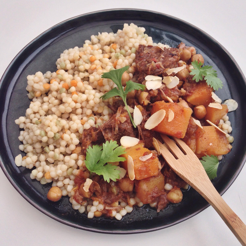 Marokkaans stoofvlees van Jamie, by Cookingdom