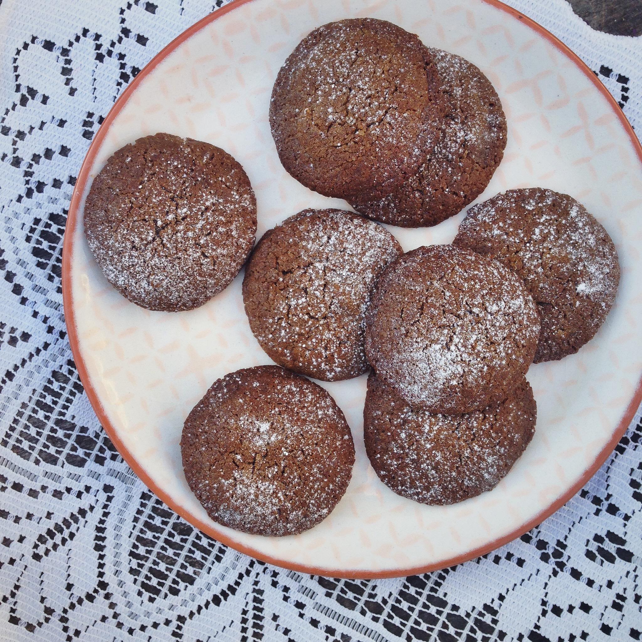 Kruidige gemberkoekjes, by Cookingdom