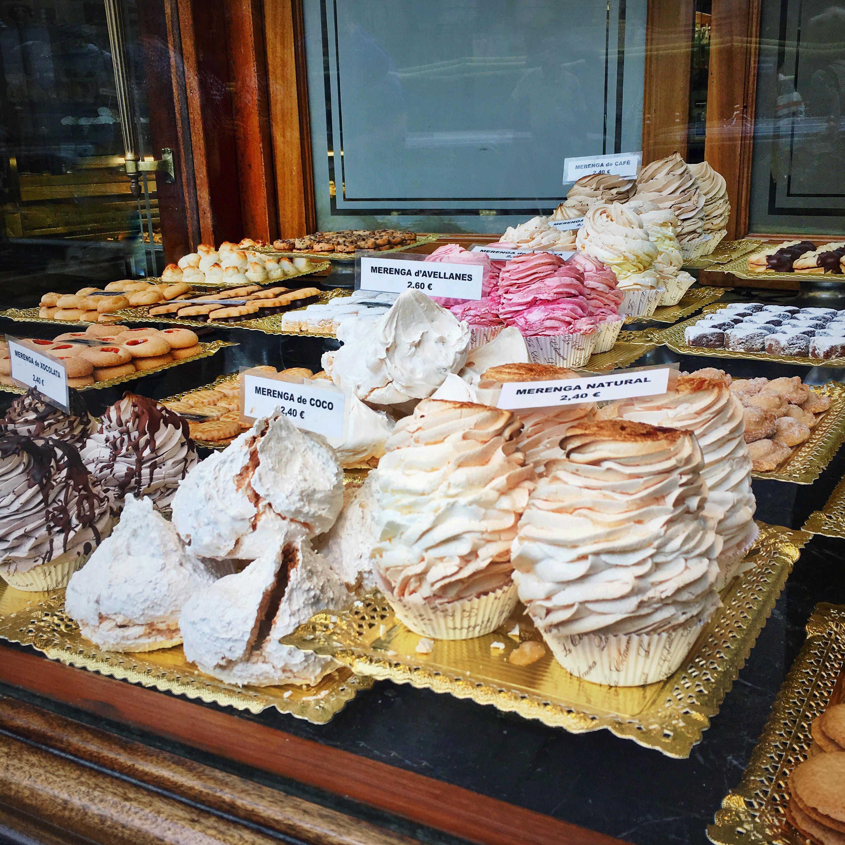 Barcelona en wat we daar aten