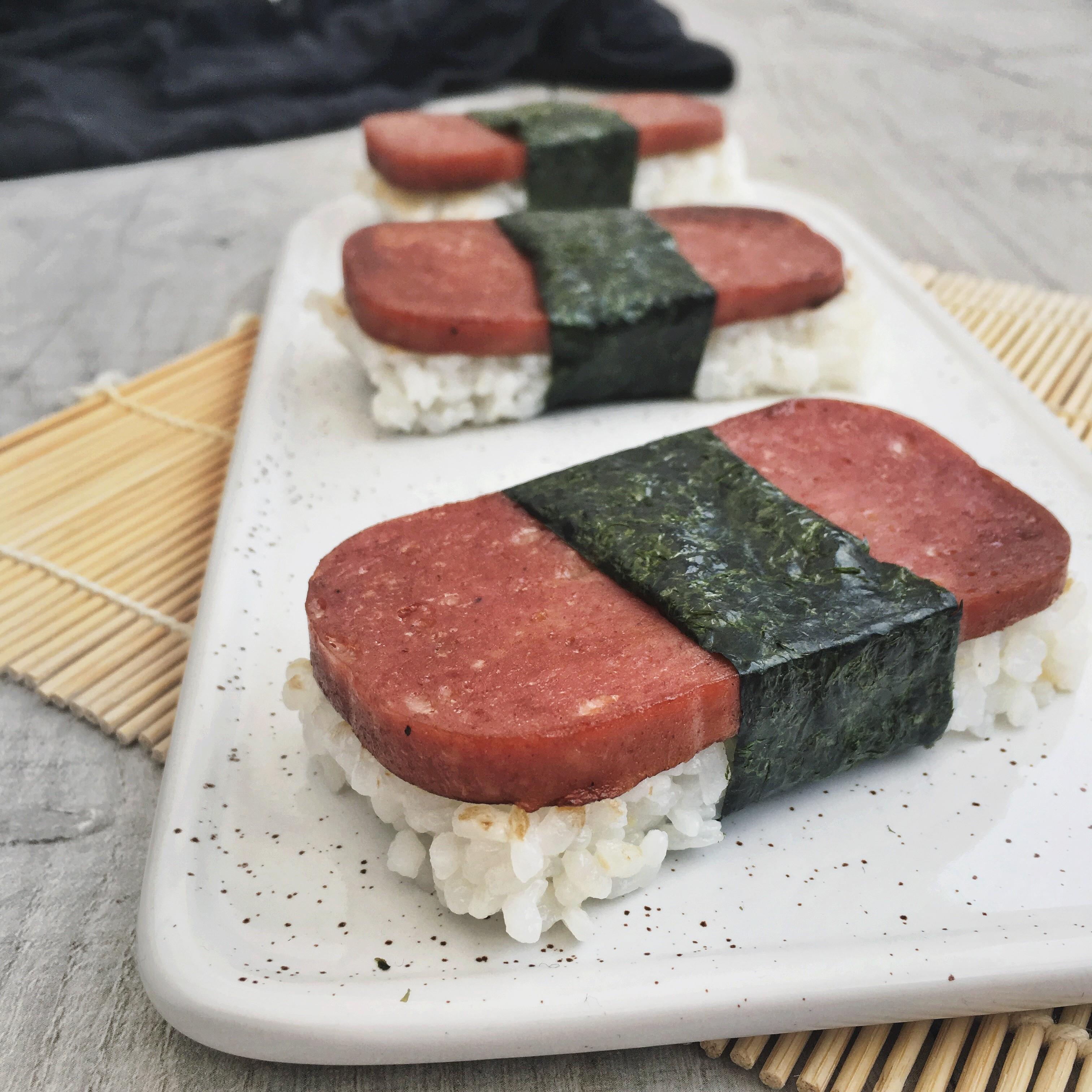 Sushi met Smac, fastfood voor thuis